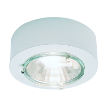 Nora NM-241W - Mini Xenon Smooth Trim, White with Housing