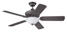 "Craftmade GM56ESP5LK - Gambrel 56"" Ceiling Fan with Blades and Light in Espresso"