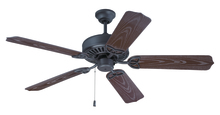 "Craftmade K10369 - Outdoor Patio 52"" Ceiling Fan Kit in Brown"