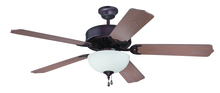 "Craftmade K11199 - 52"" Ceiling Fan with Light Kit and Blades Included"
