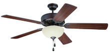 "Craftmade K11201 - 52"" Ceiling Fan with Light Kit and Blades Included"
