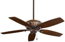 Minka-Aire F659-MCG - Mottled Copper With Gold Highlights Ceiling Fan