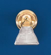 Hudson Valley 4511-PN - 1 Light Bath Bracket