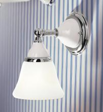 Hudson Valley 461-SN - 1 Light Bath Bracket