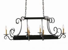 2nd Avenue Designs 871272.48 - Caiden 6LT Pot Rack