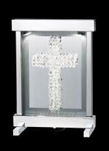 Nulco 249-FC-20 - CHROME FRAMED CROSS 112X32