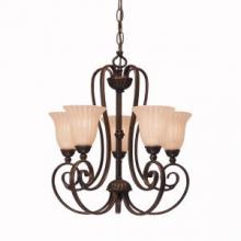 Kichler 1825TZ - Mini Chandelier 5Lt