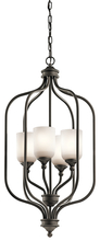Kichler 43657OZ - Foyer Chandelier 4Lt