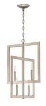 Craftmade 44934-GT - Portrait 4 Light Foyer in Gold Twilight