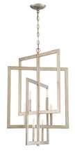 Craftmade 44936-GT - Portrait 6 Light Foyer in Gold Twilight