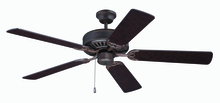"Craftmade K10435 - Pro Builder 52"" Ceiling Fan Kit in Aged Bronze Textured"