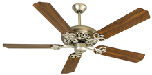 "Craftmade K10616 - Cecilia 52"" Ceiling Fan Kit in Brushed Satin Nickel"