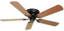 "Craftmade K10686 - Pro Contemporary Flushmount 52"" Ceiling Fan Kit in Oiled Bronze"