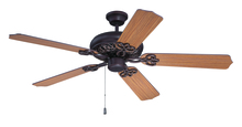 "Craftmade K11210 - Cecilia 52"" Ceiling Fan Kit in Aged Bronze Textured"