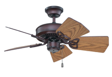 "Craftmade K11243 - Piccolo 30"" Ceiling Fan Kit in Oiled Bronze"