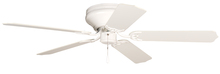 "Craftmade PFC52W - 52"" Hugger Ceiling Fan"