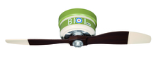 "Craftmade WB242SC2 - WarPlanes 42"" Ceiling Fan with Blades and Light in WarPlanes Sopwith Camel"