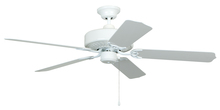"Craftmade WOD52WW5P - Cove Harbor 52"" Ceiling Fan with Blades in White"