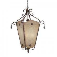 Designers Fountain 91402-AO - Six Light Foyer Hall Fixture