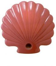 Satco Products Inc. 75/024 - PINK SHELL WITH PHOTO CELL 1/CD