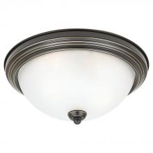 Sea Gull 79565BLE-782 - Fluorescent Three Light Close to Ceiling