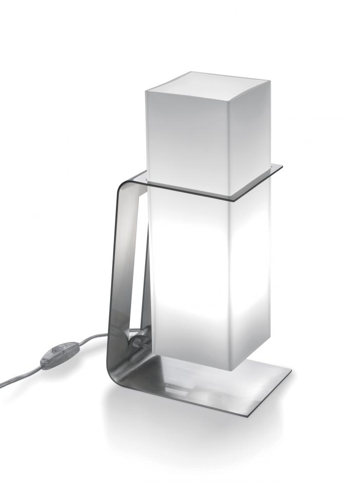 Greenvale Electric Supply in Greenvale, New York, United States,  4X7RK, Nickel Desk Lamp, Tovier