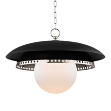 Hudson Valley 3325-PN - 1 Light Pendant
