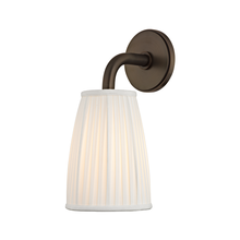 Hudson Valley 6061-DB - 1 Light Wall Sconce