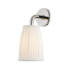 Hudson Valley 6061-PN - 1 Light Wall Sconce