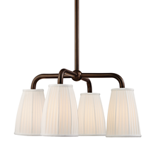 Hudson Valley 6064-DB - 4 Light Chandelier