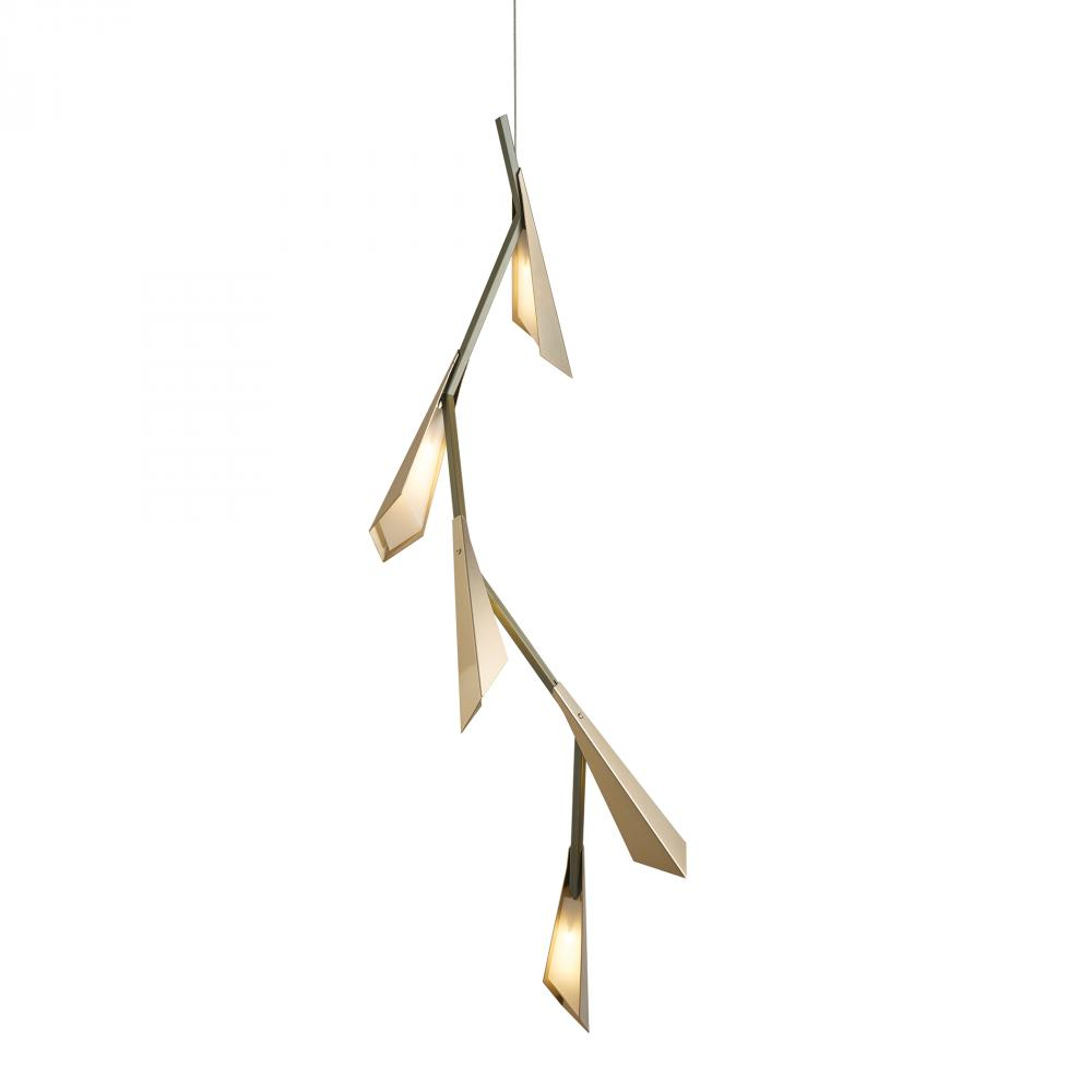 Greenvale Electric Supply in Greenvale, New York, United States, Hubbardton Forge 3W46QD, Quill LED Pendant,