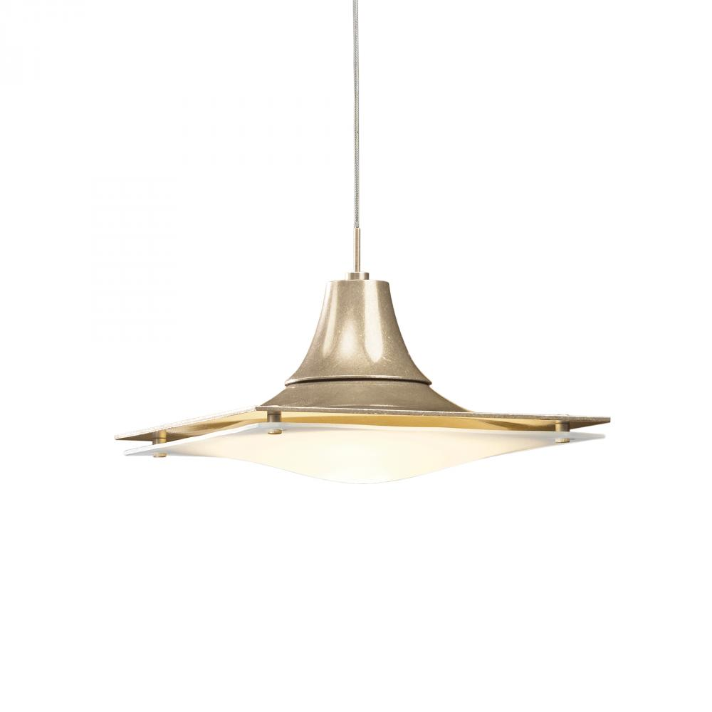 Greenvale Electric Supply in Greenvale, New York, United States, Hubbardton Forge 3W46QY, Hood Low Voltage Mini Pendant,