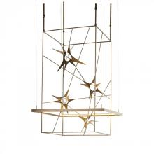 Hubbardton Forge 139765-LED-LONG-03 - Kairos LED Pendant