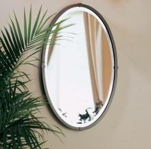 Hubbardton Forge 710004-03 - Beveled Oval Mirror