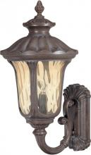 Nuvo 60-2001 - Beaumont 3 Light Wall Lantern-Up