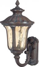 Nuvo 60-2003 - Beaumont 2 Light Wall Lantern-Up