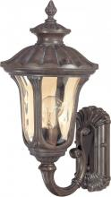 Nuvo 60-2005 - Beaumont 1 Light Wall Lantern-Up