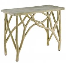 Currey 2037 - Creekside Console Table