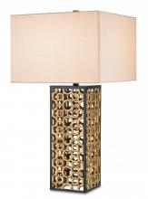 Currey 6703 - Cusco Table Lamp