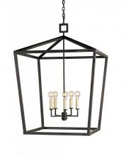 Currey 9871 - Denison Lantern, Large