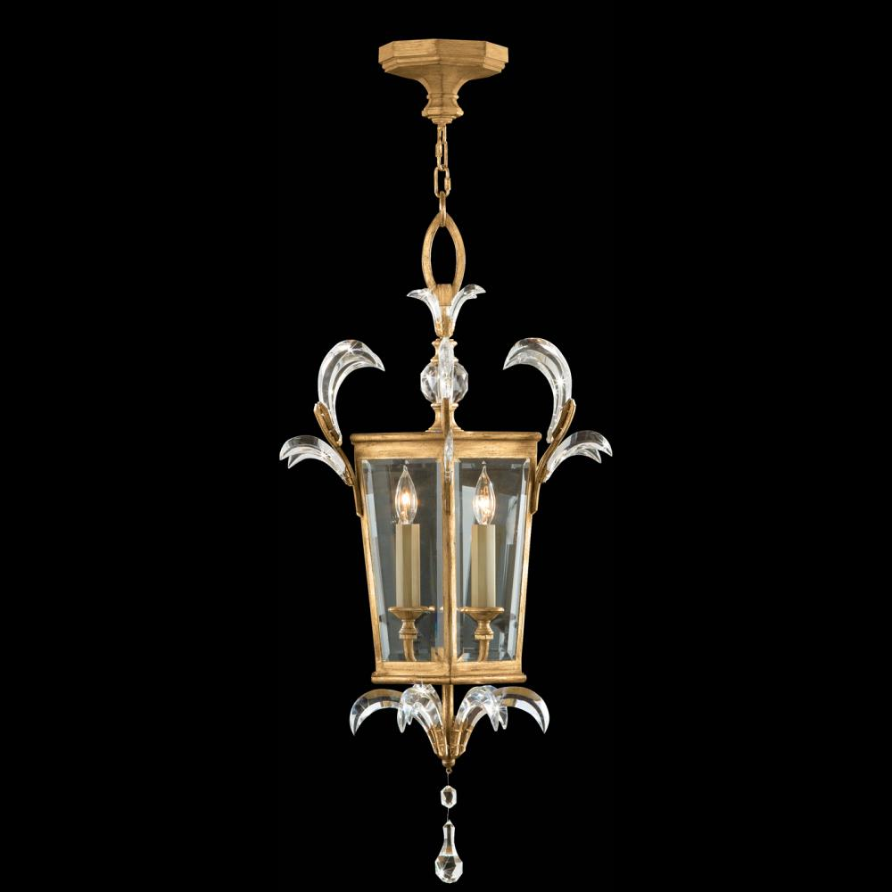 Greenvale Electric Supply in Greenvale, New York, United States, Fine Art Lamps 90M5, Lantern, Beveled Arcs Gold
