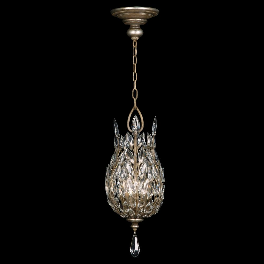 Greenvale Electric Supply in Greenvale, New York, United States, Fine Art Lamps D28G, Lantern, Crystal Laurel