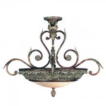 Fine Art Lamps 862545 - Semi-Flush Mount